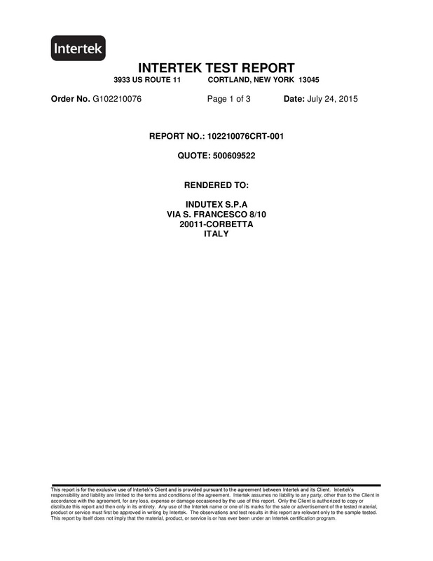 Certification For Ebola
